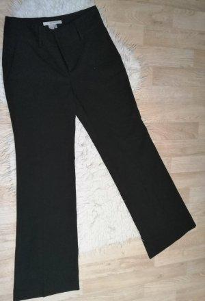 Zara Basic Pantalon pattes d'éléphant noir