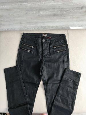 Only Lage taille broek zwart