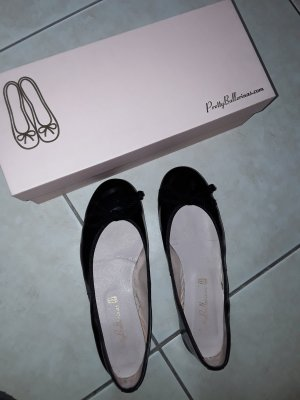 Pretty ballerinas Patent Leather Ballerinas black