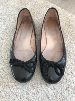 Schwarze Pretty Ballerinas Größe 36 1/2