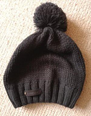 Codello Wełniana czapka czarny