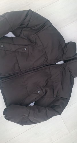 Pull & Bear Veste d'extérieur noir