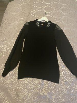 Dorothy Perkins Fine Knit Jumper black
