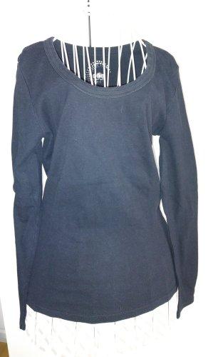 Schwarze Pullover Größe 36-38
