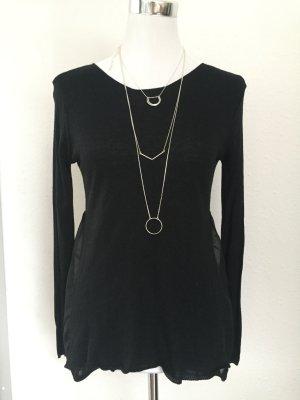 Schwarze Pullover marke Zara