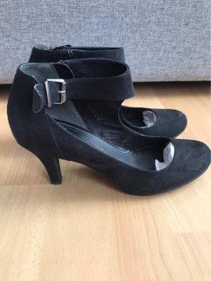 Schwarze pumps 7,7cm