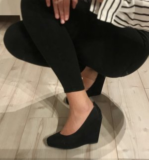 H&M Wedge Pumps black