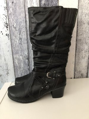 Reflexan Heel Boots black