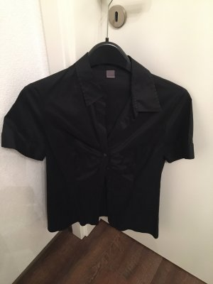 Schwarze s.oliver Bluse