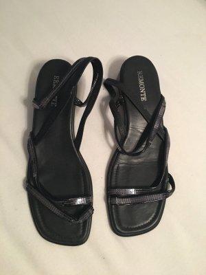 Remonte Comfort Sandals black