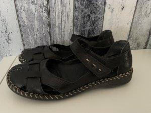 Rieker Comfort Sandals black