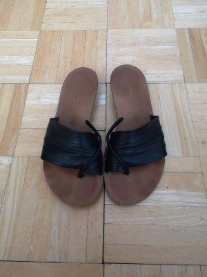Schwarze Sandalen von Paul Green