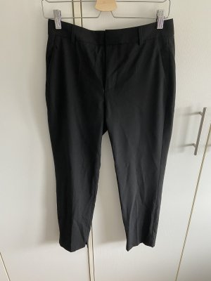 Zara Woman Pantalon chinos noir