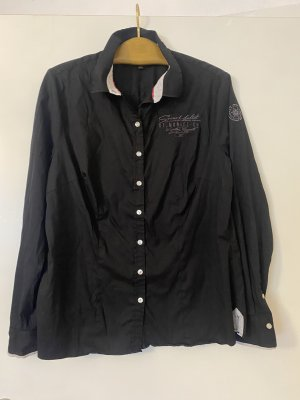 Soccx Shirt Blouse black-white