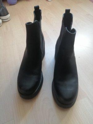 Graceland Botki czarny