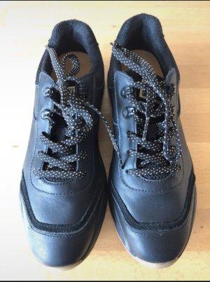 Scotch & Soda Lace-Up Sneaker black