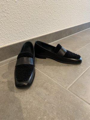 Schwarze Schuhe von shoe biz Copenhagen | Größe 40.