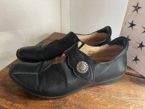 Schwarze Schuhe von Think!, Gr. 39