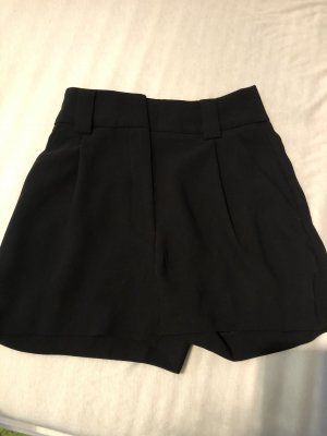 H&M High-Waist-Shorts black