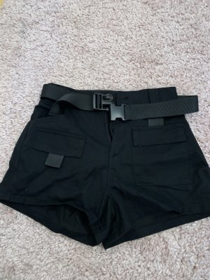 Zaful High waist short zwart