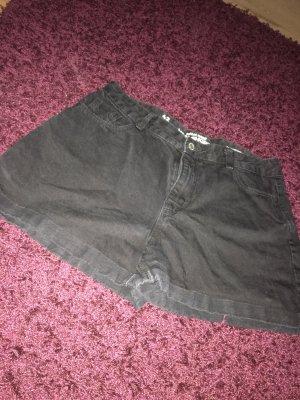 C&A Clockhouse Short en jean noir