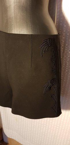 schwarze Shorts Gr.42