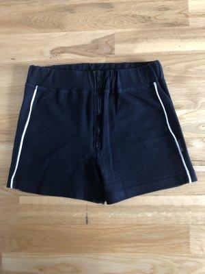 Schwarze Shorts von Hallhuber, Größe S