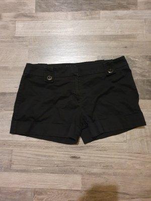 schwarze Shorts von Orsay