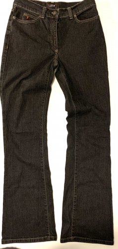 SJOXS Jeans flare taupe
