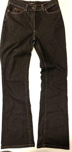 Schwarze SJOXS Retro-Jeans - Made in Italy