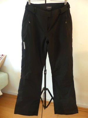 Schöffel Pantalón de esquí negro Poliéster