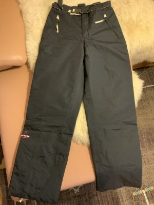 SOS Sportswear of Sweden Snow Pants black-natural white