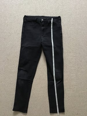 & DENIM Skinny Jeans black