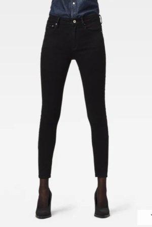 Schwarze Skinny Jeans G-Star in Gr. 28/32