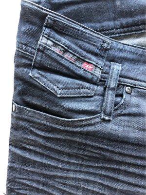 schwarze Skinny-Jeans v. Diesel