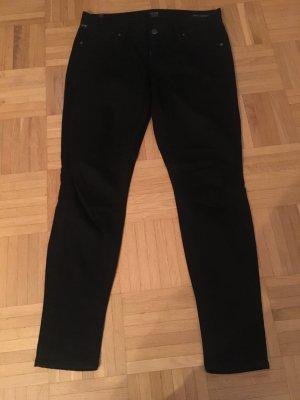"Schwarze Skinny Jeans von ""Citizens of Humanity"", Größe 28, Skinny"
