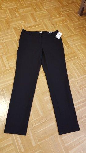 schwarze Slim Anzughose Gr.38