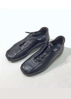 schwarze Slipper von Paul Green, Größe 5 (38)