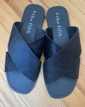 The Fifth Label Sandalo comodo nero