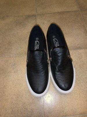Cink Me Instapsneakers zwart
