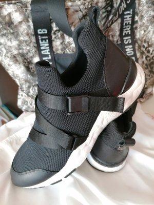 Marc Cain Sneaker slip-on nero