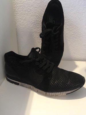 Schwarze Sneaker von Paul Green