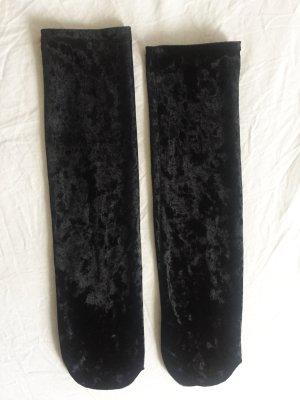 H&M Manchetten zwart