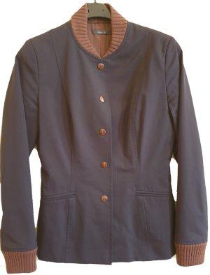 Softshell Jacket black-brown polyester
