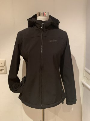 KilimAnjarO Softshell Jacket black