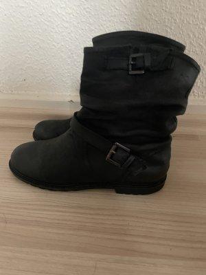 Sommerkind Slip-on Booties black