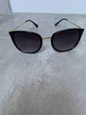 Schwarze Sonnebrille