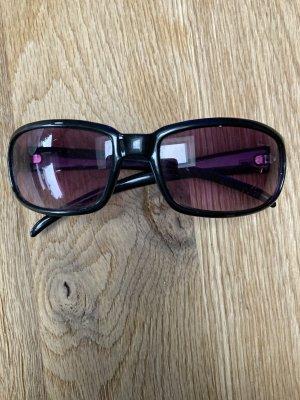 Unbekannte Marke Angular Shaped Sunglasses black