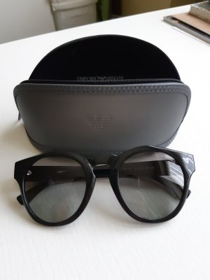 Emporio Armani Butterfly Glasses black-red