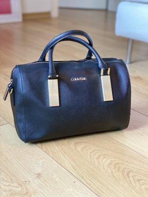 schwarze Speedy Bag Calvin Klein